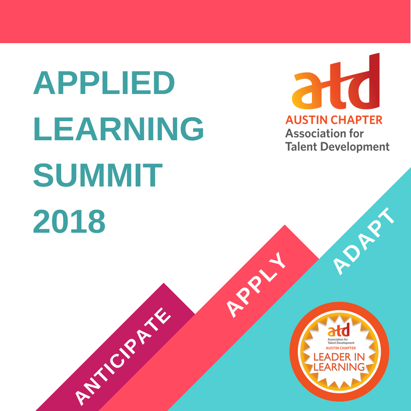 banner applied learning summit 2018